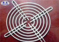 90mm Welded Fan Grill Cover , Wire Mesh Protection Cooling Fan Guard Grill