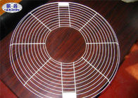 Round 12 Inch Wire Fan Grill Powder Coated For Air Conditioning / Motors / Radiators